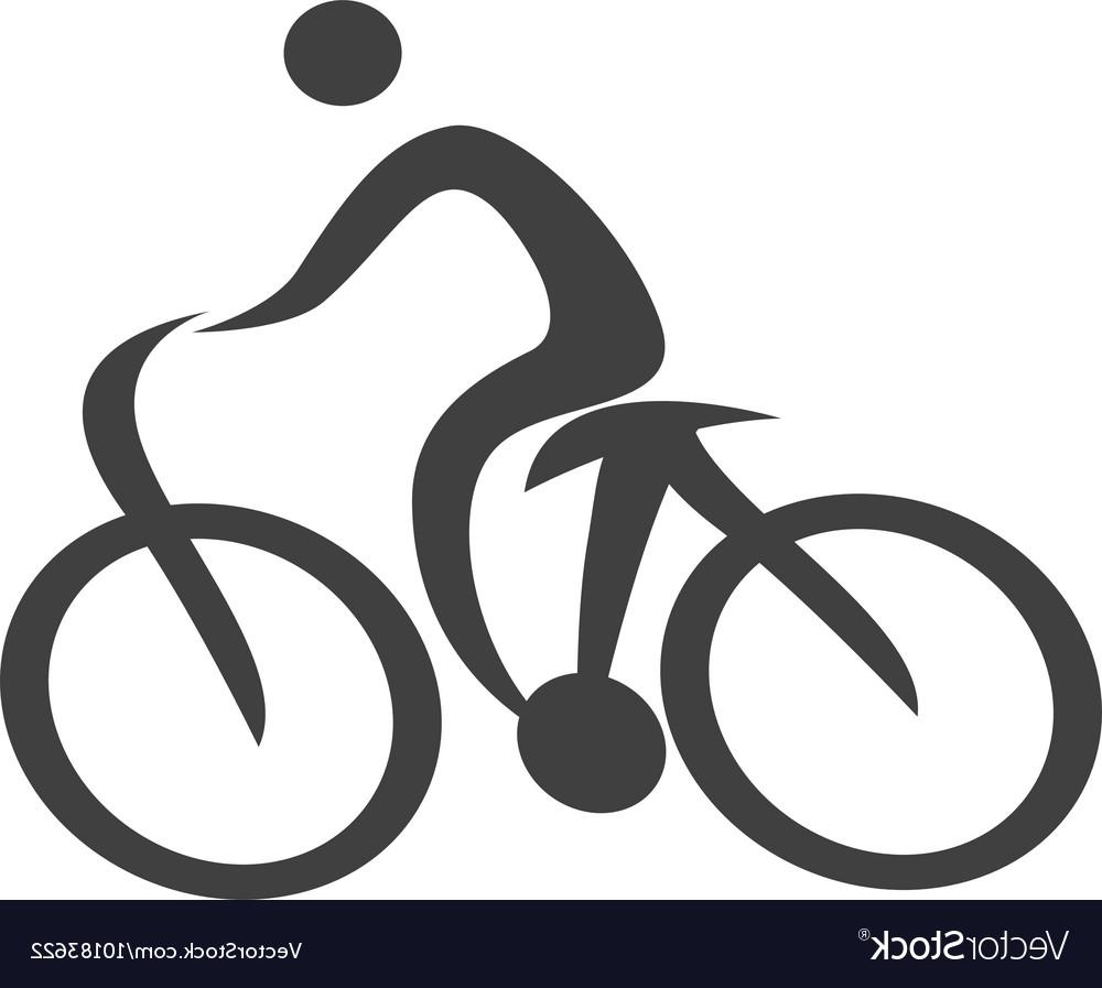 1000x897 Best Hd Human Figure Silhouette Bicycle Icon Vector Cdr