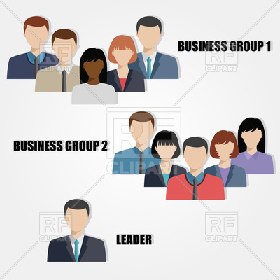 400x400 Business People Group