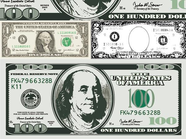 600x450 Dollar Bill Vector Free Vector In Encapsulated Postscript Eps