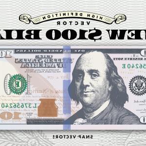 300x300 Hundred Dollar Bill Money