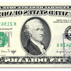 300x300 One Hundred Dollars Banknote Vector Clipart Sohadacouri