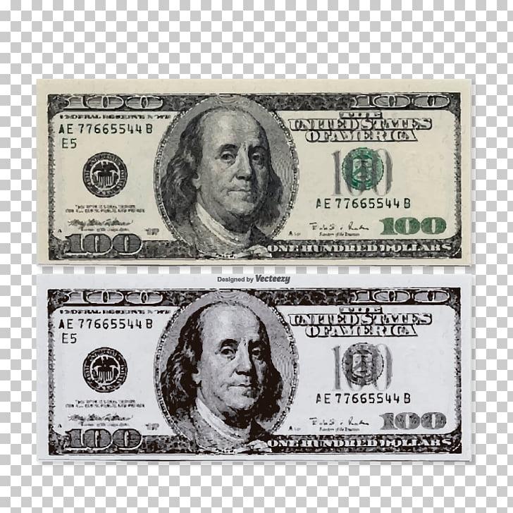 728x728 United States One Hundred Dollar Bill United States One Dollar