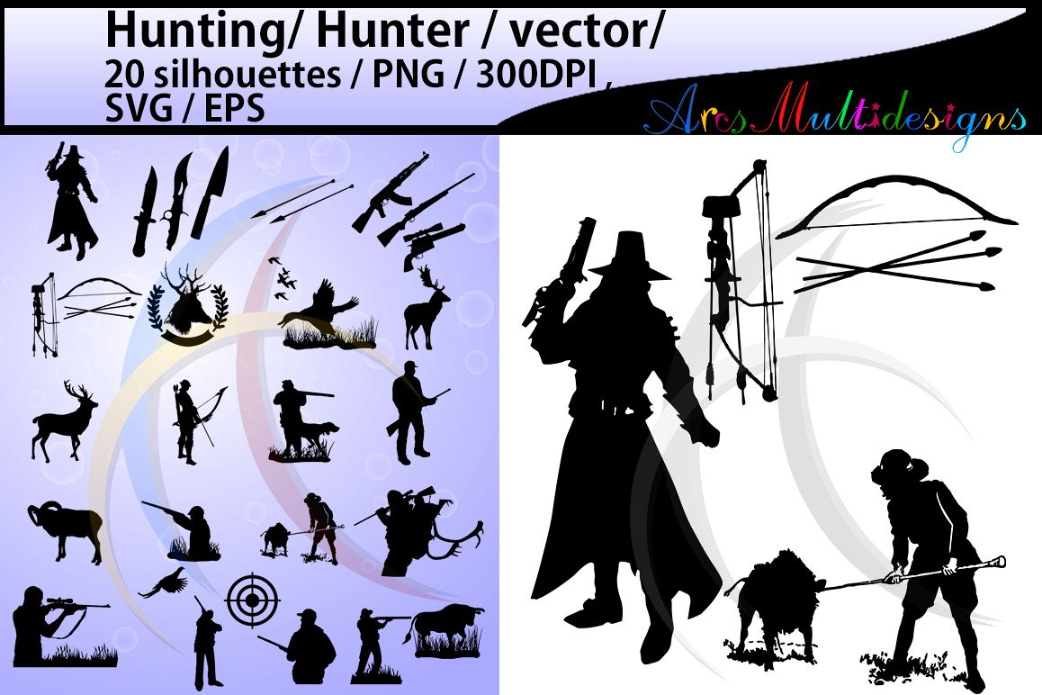 1158x772 Hunting Svg Hunting Silhouette High Quality Hunting Clipart