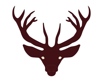 340x270 Deer Hunting Vector Etsy