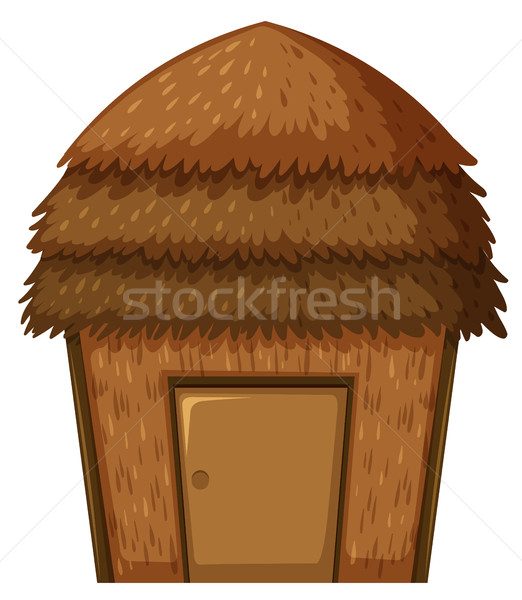 522x600 Hut Stock Vectors, Illustrations And Cliparts Stockfresh