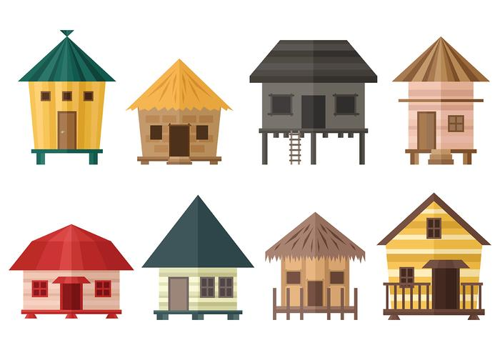 700x490 Shack Icon Vector
