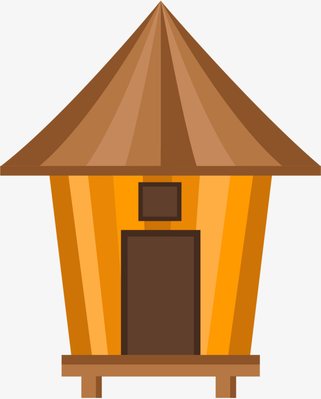 650x807 Cartoon Hut, Cartoon House, Architecture, Simple Little House Png