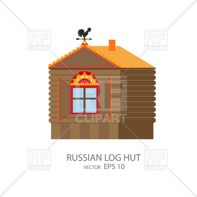 400x400 Cartoon Flat House Icon