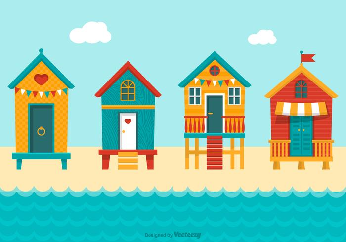 700x490 Hut Free Vector Art