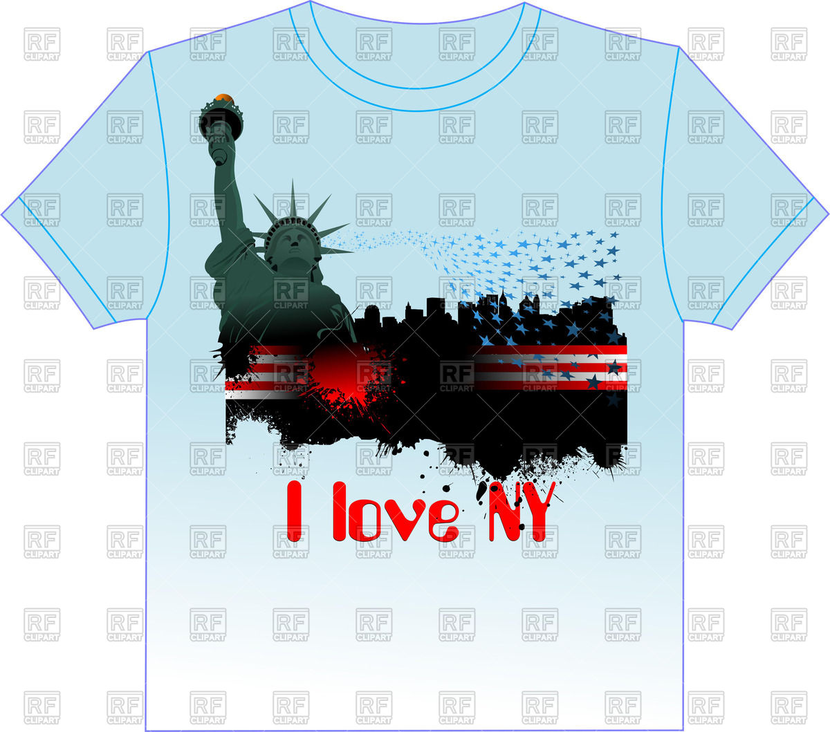 1200x1059 Trendy T Shirt Design With Statue Of Liberty