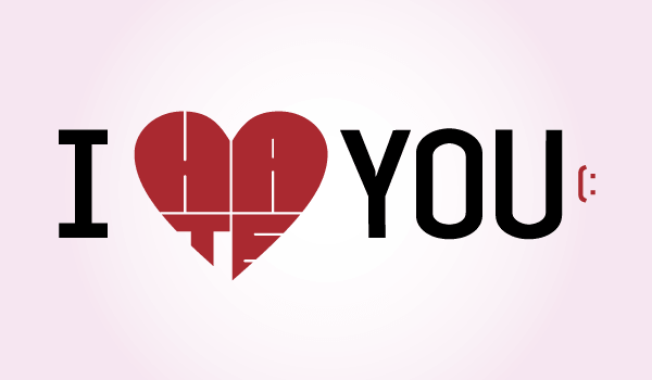 600x350 Valentine Lettering I Love You Vector 123freevectors