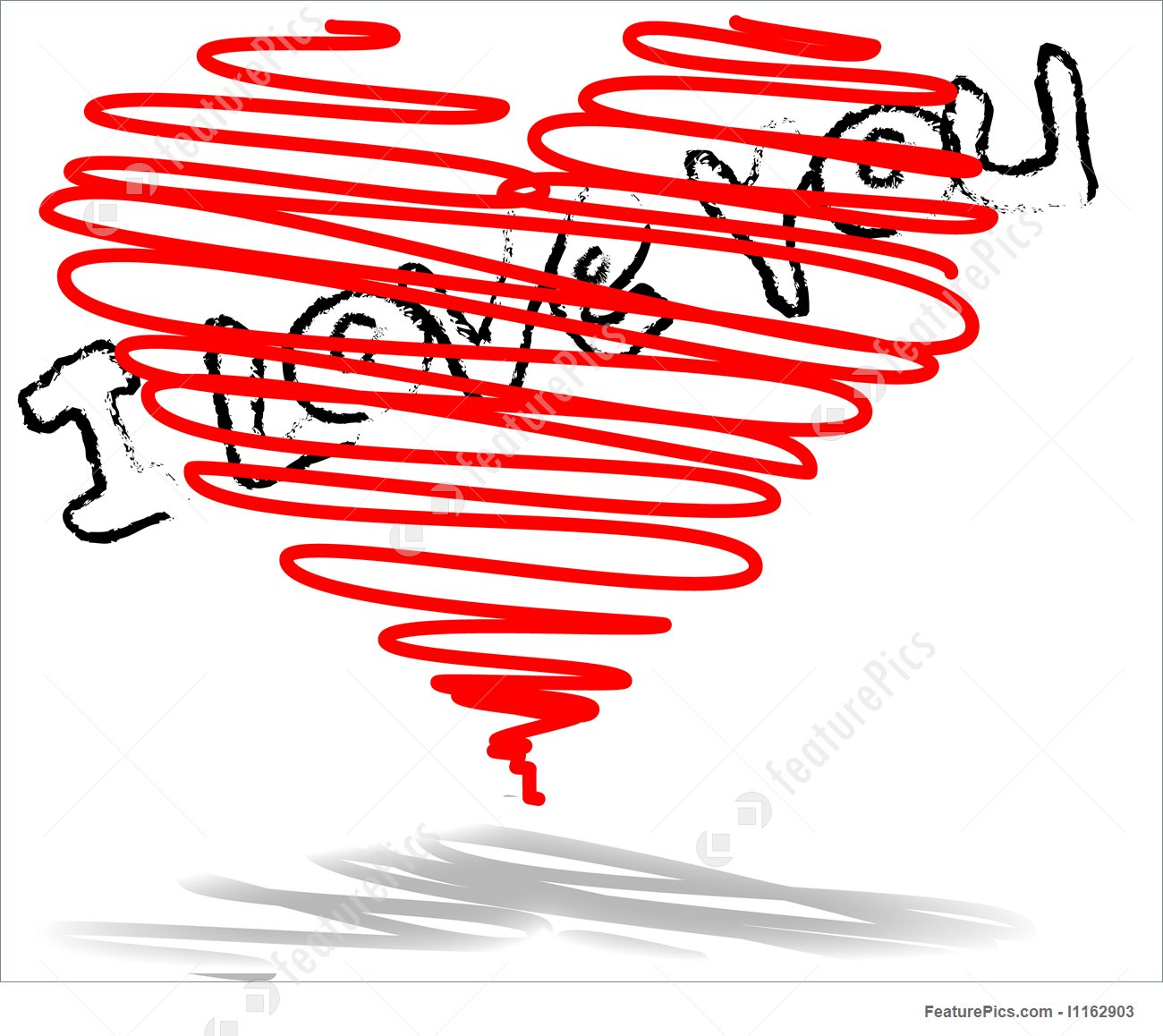 1300x1158 I Love You