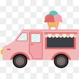 260x260 Ice Cream Truck Png Images Vectors And Psd Files Free Download