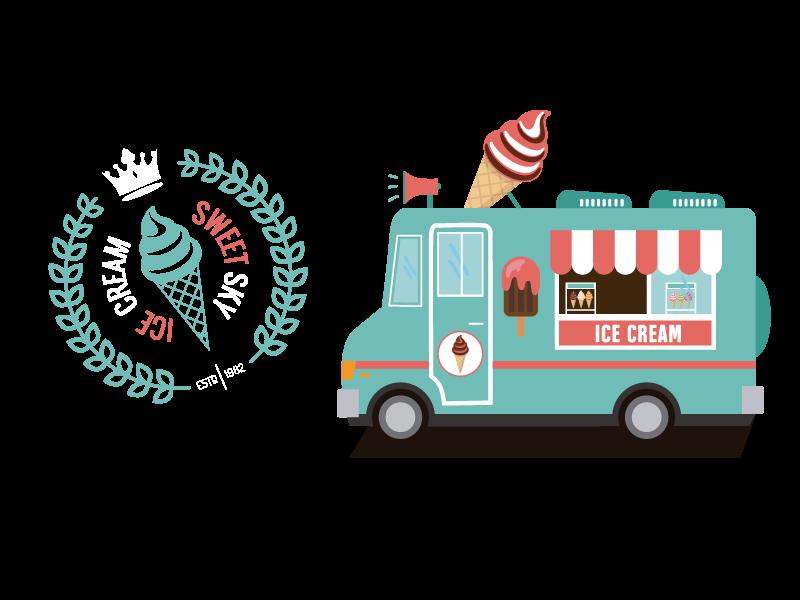 800x600 Ice Cream Doughnut Fast Food Take Out