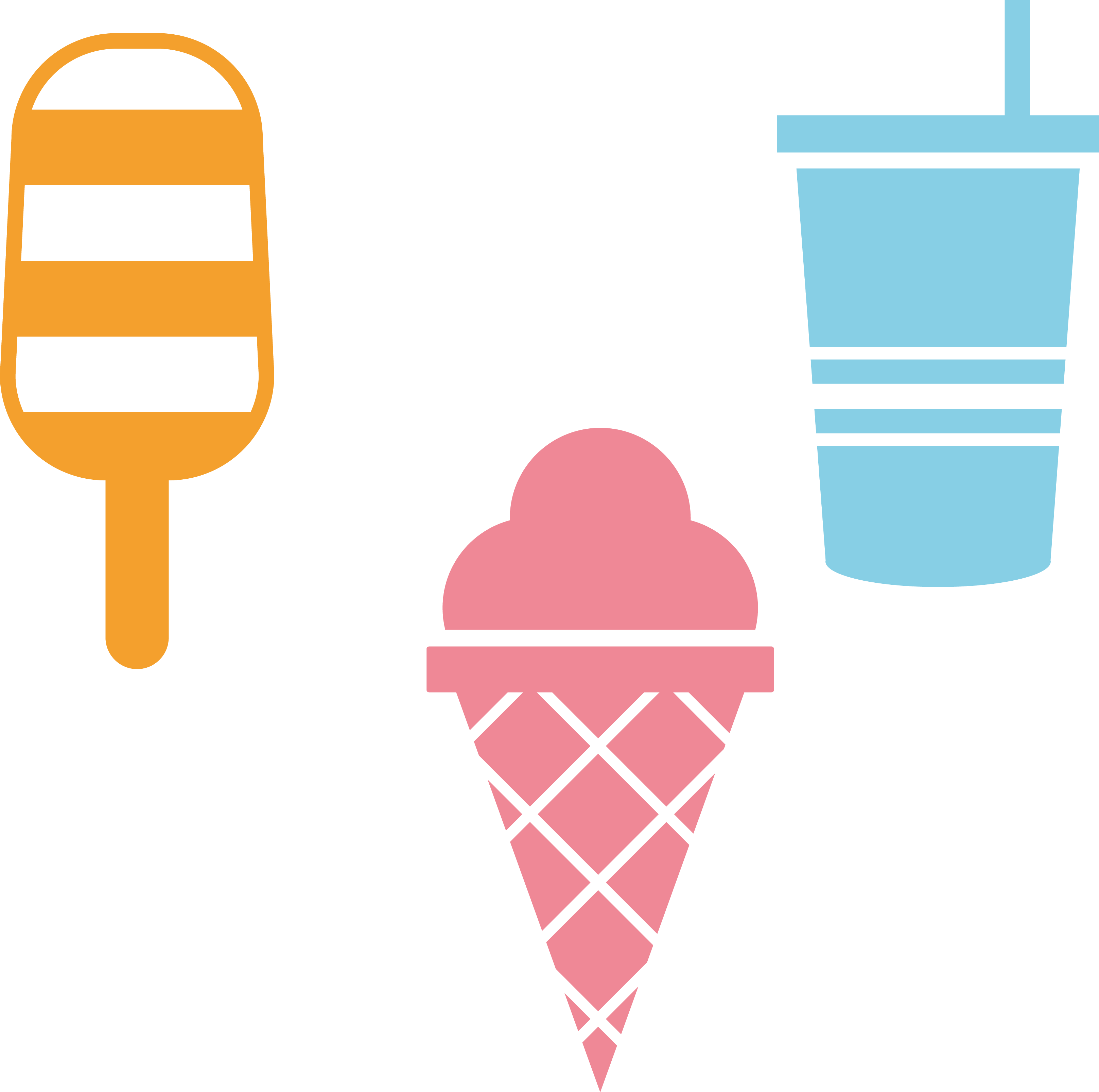 3234x3212 Ice Cream Cone Street Food Ice Pop