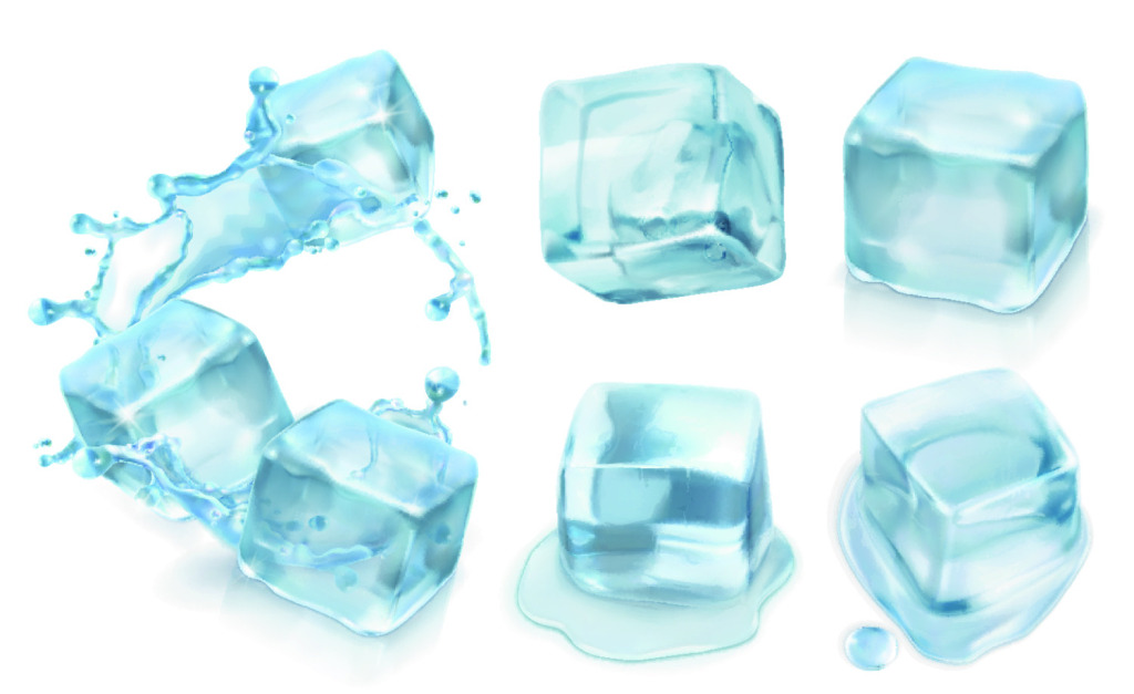 1024x627 Ice Cube Vector Free Download Eps Files