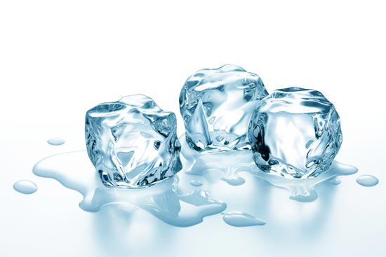 550x367 Ice Cubes High Resolution Images