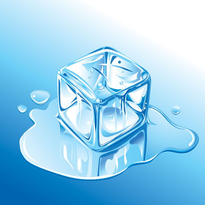 680x680 Free Melting Ice Cube Psd Files, Vectors Amp Graphics
