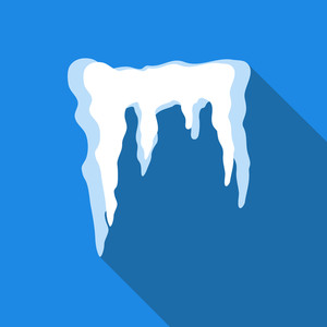 300x300 Long Icicle Royalty Free Vectors