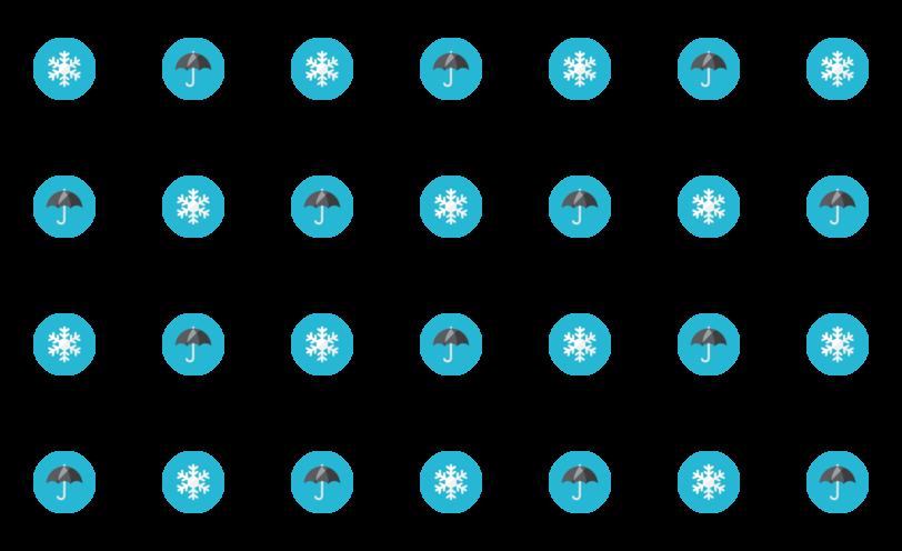 812x496 Free Vector Icons