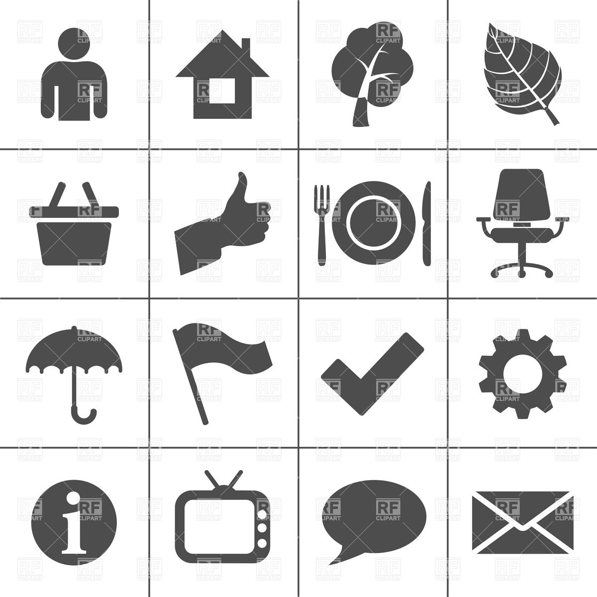 1200x1200 Services Icons, Simplus Series Vector Image Vector Artwork Of