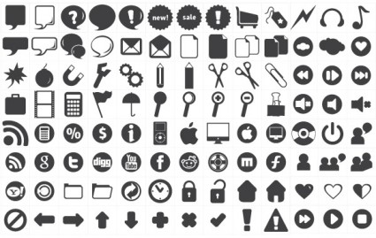 425x269 120 Free New Icons Icon Vector Graphics