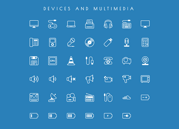 600x432 Free Download 274 Vector Line Icons (Svg, Eps, Png, Pdf