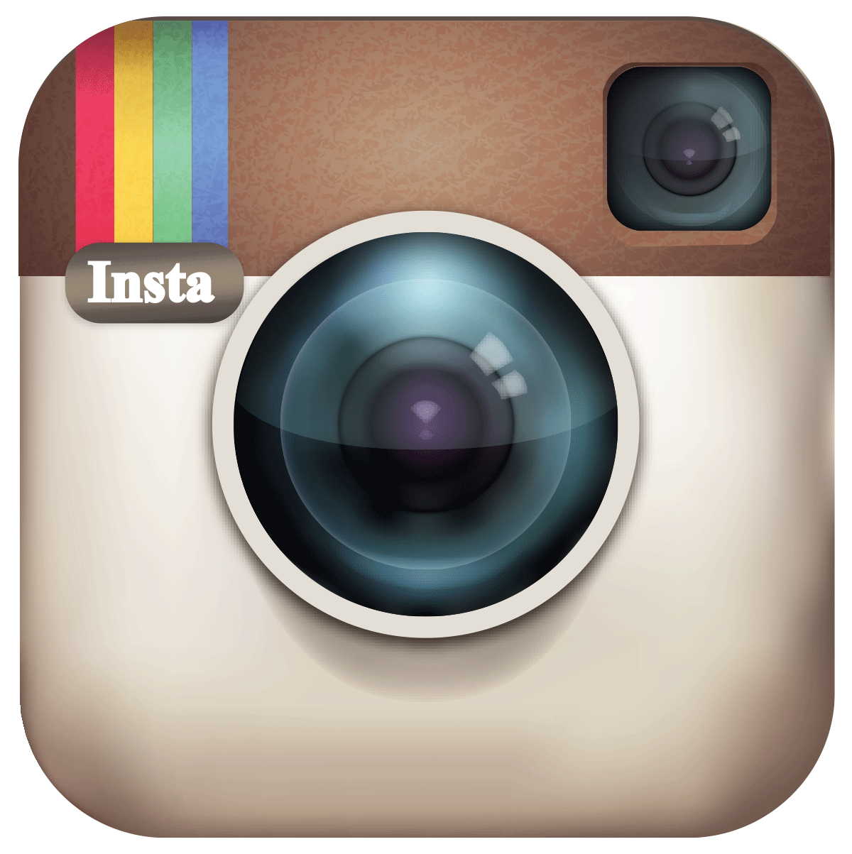 1200x1203 Instagram Icons, Free Download