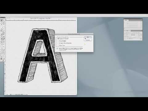 480x360 Brilliant How To Convert A Sketch Image Photoshop File To An