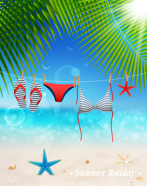 475x600 Summer Illustrator Vector Graphics Free Vector In Encapsulated