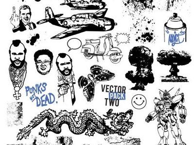 Illustrator Vector Packs