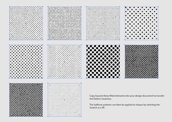 Illustrator Vector Patterns