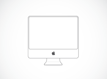 360x265 Free Imac Illustration Clipart And Vector Graphics