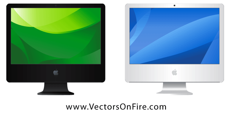 782x384 Free Imac Vector (2 Icons) Psd Files, Vectors Amp Graphics
