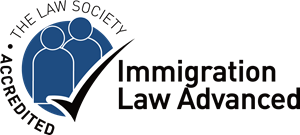 300x135 The Law Society Accredited Immigration Law Advance Logo Vector