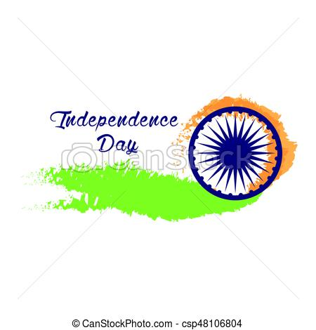 450x470 Happy Independence Day. Happy Indian Independence Day Graphic