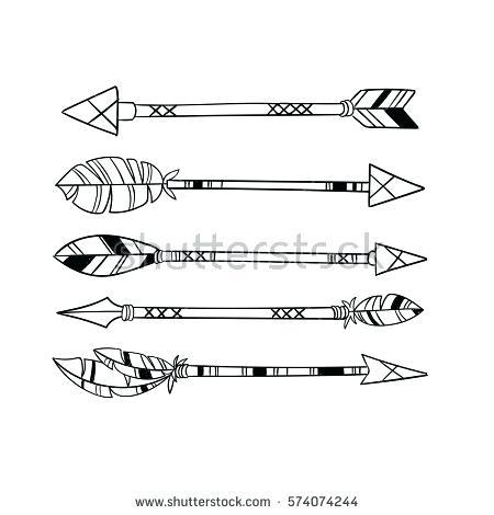 450x470 Indian Arrow Clip Art Arrow Clip Art Native Arrow Clip Art