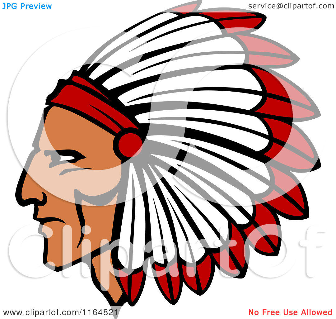 1080x1024 Chief Clipart Red Indian