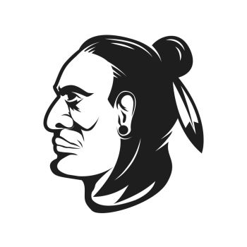 350x350 You Searched For Indian Chief Mascot Head Vector Graphic