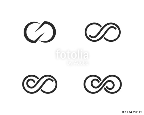 500x400 Infinity Logo Vector Stock Image And Royalty Free Vector Files On