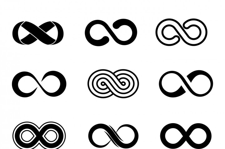 720x479 Infinity Symbol Vector Set By Microvector