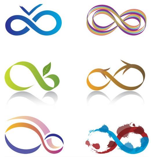 521x544 Shiny Infinity Logo Vector Ai Format Free Vector Download