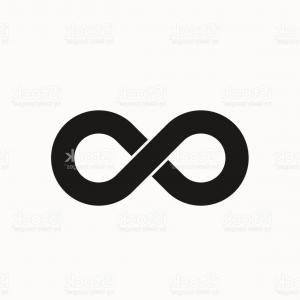 300x300 Stock Photo Infinity Design Infinity Logo Vector Logo Template