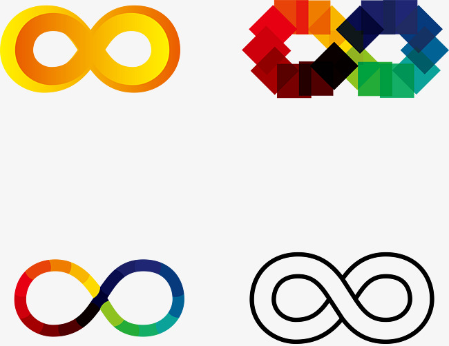 650x502 Infinity Symbol Png, Vectors, Psd, And Clipart For Free Download
