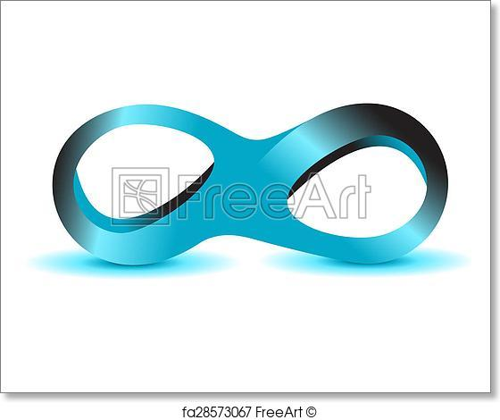 560x470 Free Art Print Of Infinity Symbol Unlimited Sign Vector Icon
