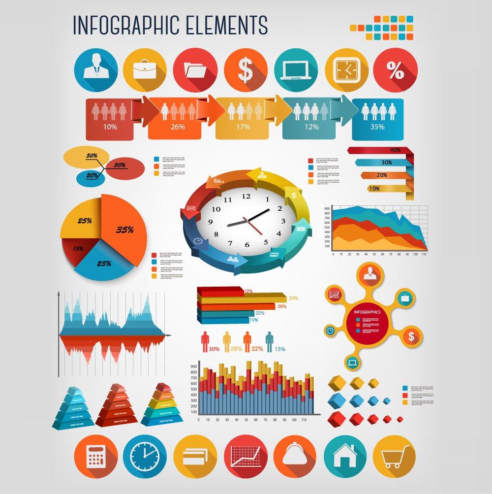 1000x1003 Best Free Amp Premium Infographic Elements