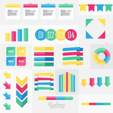368x368 Infographic Elements Free Vector Download (33,309 Free Vector) For