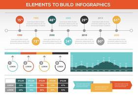 282x200 Vector Infographic Elements