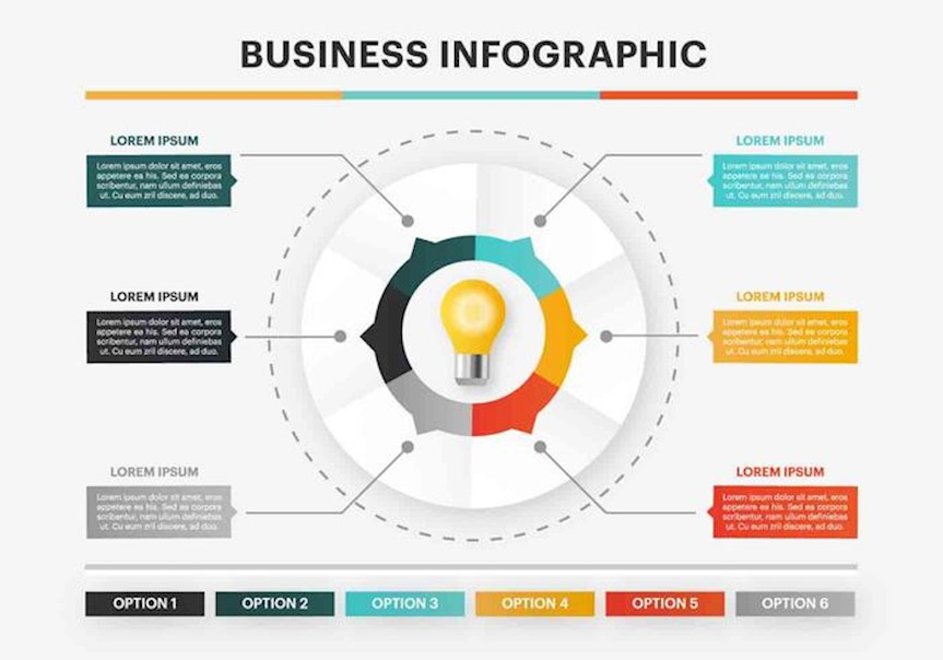 Infographic Vector Free