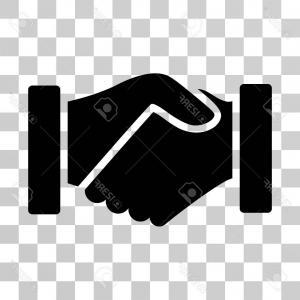 300x300 Robot Businessman Handshake Innovation Technology Partnership